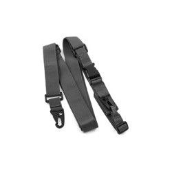 Трёхточечный оружейный ремень (Black)