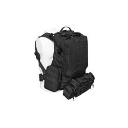 """Рюкзак """"3 Day Assault Pack"""" 50 литров (Black)"""