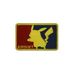 "Патч ""Airsoft Pokemon"", малый, 7.4 x 4.6 см"