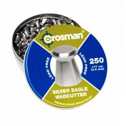Пули пневматические Crosman Silver Eagle WC 4,5 мм 4,8 гран (250 шт.)