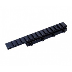 Планка переходная Combat ласточкин хвост 12мм – Weaver 21 мм