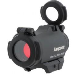 Коллиматор Target Optic 1х30 закрытого типа на Weaver, подсветка точка