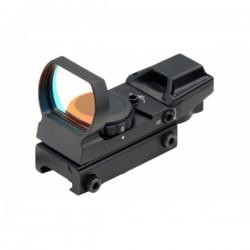 Коллиматор Target Optic 1х33 открытого типа на Weaver