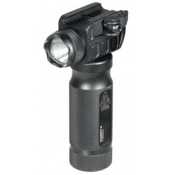 Тактический фонарь-рукоять тактический UTG с быстросъемным кронштейном на Пикатинни, светодиод CREE Q5 LED