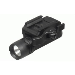 Фонарь тактический Leapers UTG Tactical Pistol Flashlight w/16mm CREE LED IRB and Lever Lock Integral QD Mount LT-ELP116Q