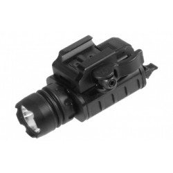 Фонарь тактический Leapers UTG w/23mm CREE LED IRB and Lever Lock Integral QD Mount LT-ELP223Q