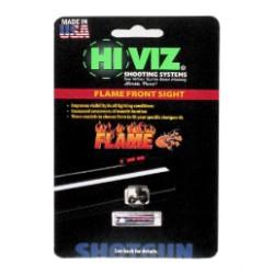 HiViz мушка Flame Sight красная универсальная