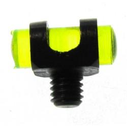 Мушка светящаяся зелёная, 3,5 мм