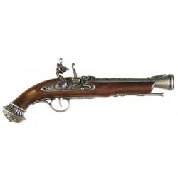 Пистолет кремниевый 18 век, Denix 1077G