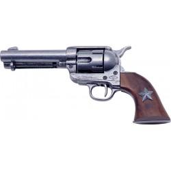 Револьвер Миротворец 1869г., сталь