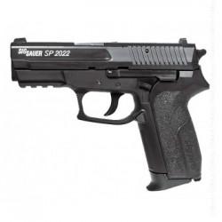 Пневматический пистолет Swiss Arms SIG SP2022 металл, пластик