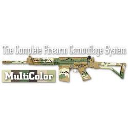 Камуфляж оружия Duracoat MultiColor