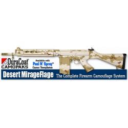 Камуфляж оружия Duracoat Desert MirageFlage