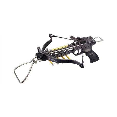 Арбалет-пистолет MK-80A3 Wasp (алюминиевая рукоятка, стремя)