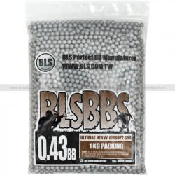 Шары для страйкбола BLS 0,43 (2300 шт.)