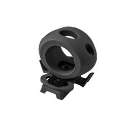 Кронштейн для фонаря (FMA) на рельсу шлема (Black)