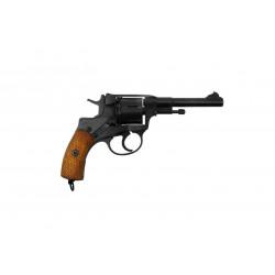 Револьвер охолощенный Наган Р-412