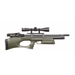 Пневм. винтовка PCP KRAL Breaker Army булл-пап пластик пк.4,5