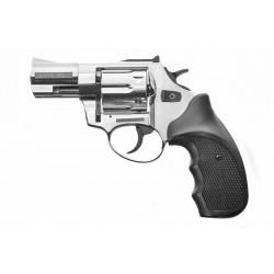 Охолощенный револьвер ТАУРУС СО хром калибр 10ТК