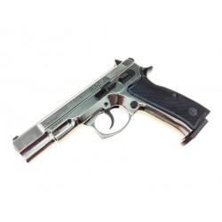 Охолощенный пистолет Z75 CO хром калибр 10ТК