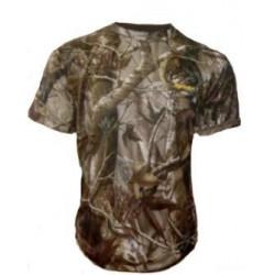 Джемпер (футболка, полиэстер) с коротким рукавом Remington, (камыш)