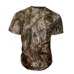 Джемпер (футболка, полиэстер) с коротким рукавом Remington, (лес)