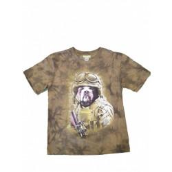 Джемпер (футболка, хлопок, с принтом) с коротким рукавом Remington T-Shirts