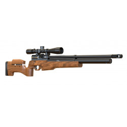 Пневматическая винтовка Ataman M2R Тип I Тактик Карабин 6,35 мм (Дерево) (магазин в комплекте)