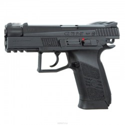 CZ-75 P-07 DUTY пистолет пневматический металл, пластик, blowback