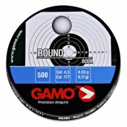 "Пуля пневм. ""Gamo Round"", кал. 4,5 мм. (500 шт.)"