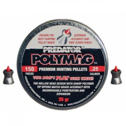 Пули PREDATOR POLYMAG .25 6,35 мм