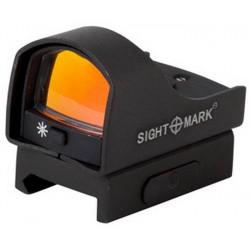 Коллиматорный прицел ightmark Mini панорамный, 5 ур. яркости подсветки, крепление на Weaver/Picatinny