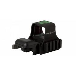 Коллиматорный прицел Sightmark, зеленая марка, 5 ур. яркости, быстросъемн. Weaver/Picatinny