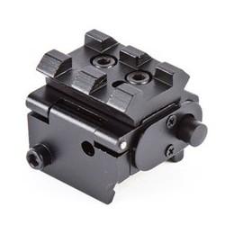 ЛЦУ Marcool JG-11 Tactical Compact Pistol Weaver Rail Mini Red Laser Sight (HY5023)