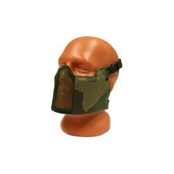 """Защитная маска """"Ниндзя"""" (Woodland)"""