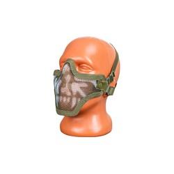"Сетчатая маска ""Вождь"" (Green Skull)"