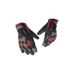 Перчатки (Guardian Spirit) Impact Protection (Black-red)