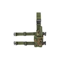 Тактическая универсальная кобура MFH (Digital Woodland)