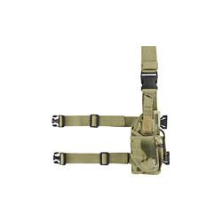 Тактическая универсальная кобура MFH (Multicam)