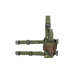 Тактическая универсальная кобура MFH (Woodland)