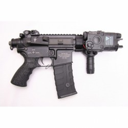 Модель автомата (King Arms) VLTOR M4 Pistol (KA-AG-122)