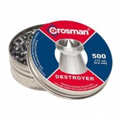 Пули пневматические Crosman Destroyer 4,5 мм 7,9 гран (500 шт.)