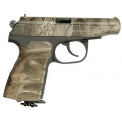 Пневматический пистолет Макарова камуфляж МР-654К-23