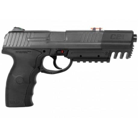 Пневматический пистолет Crosman C21 + подарки!