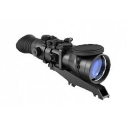 Прицел ночного видения Phantom 4x60 B&W черно-белый ЭОП(2+ gen) Weaver