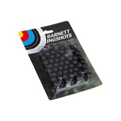 Шарики пластмассовые для рогаток Barnett 100шт