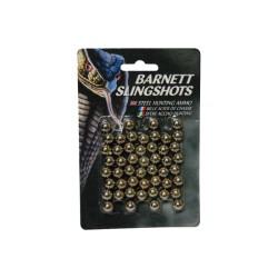 Шарики стальные для рогаток Barnett 50шт