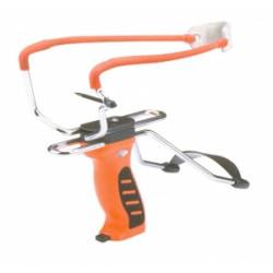 Рогатка MK-SL06 с упором и магазином (оранж)