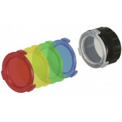 Набор светофильтров Leapers для фонарей 42mm RB-CVF42
