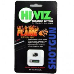 HiViz мушка Flame Sight зеленая универсальная